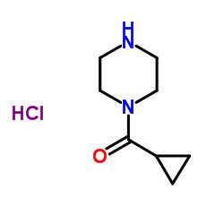 1-(シクロプロピルカルボニル)ピペラジン塩酸塩