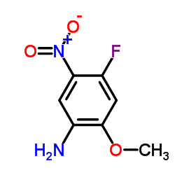 4-Fluoro-2-methoxy-5-nitroaniline