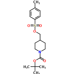 N-Tert-Butoxycarbonyl-4-(4-Toluenesulfonyloxymethyl)Piperidine