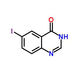 6-Iodo-4-quinazolinol