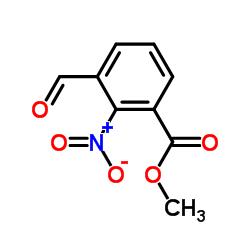 Methyl 3-formyl-2-nitrobenzoate