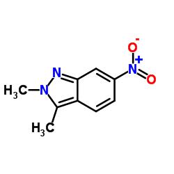 2,3-Dimethyl-6-Nitro-2H-Indazole