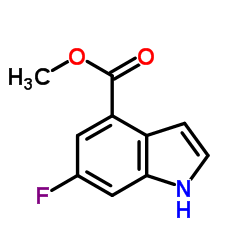 Methyl 6-fluoro-1H-indole-4-carboxylate