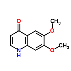 6,7-Dimethoxyquinolin-4-ol