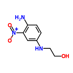 2-(4-アミノ-3-ニトロアニリノ)エタノール