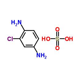 2-クロロ-1,4-フェニレンジアミン硫酸塩