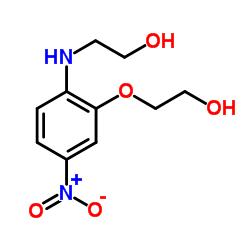 N,O-Di(2-hydroxyethyl)-2-amino-5-nitrophenol