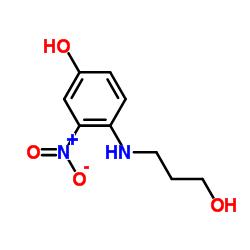 3-Nitro-N-(2-Hydroxypropyl)-4-Aminophenol