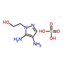 4,5-Diamino-1-(2-Hydroxy)Ethyl Pyrazole Sulfate