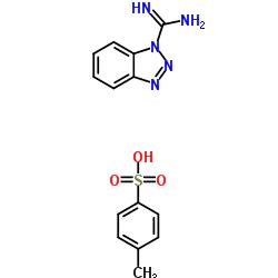 Benzotriazole-1-Carboxamidinium Tosylate