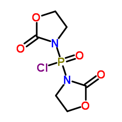 Bis(2-oxo-3-oxazolidinyl)phosphinic chloride
