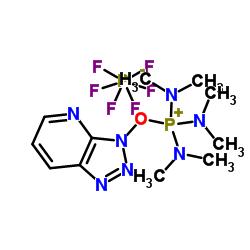 7-アザベンゾトリアゾール-1-イロキシトリス(ジメチルアミノ)ホスホニウムヘキサフルオロホスフェート