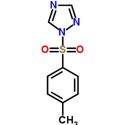 1-(4-メチルフェニル)スルホニル-1,2,4-トリアゾール