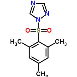 1-(Mesitylsulfonyl)-1H-1,2,4-triazole