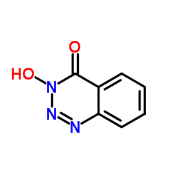 3-hydroxy-1,2,3-benzotriazin-4-one