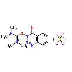 2-(3,4-Dihydro-4-oxo-1,2,3-benzotriazin-3-yl)-N,N,N',N'-tetramethyluronium hexafluorophosphate
