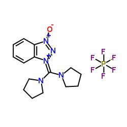 (Benzotriazol-1-Yloxy)Dipyrrolidinocarbenium Hexafluorophosphate