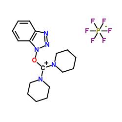 (Benzotriazol-1-yloxy)dipiperidinocarbenium hexafluorophosphate
