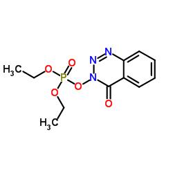 3-(ジエトキシホスホリルオキシ)-1,2,3-ベンゾトリアジン-4(3H)-オン