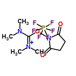 [dimethylamino-(2,5-dioxopyrrolidin-1-yl)oxymethylidene]-dimethylazanium,hexafluorophosphate