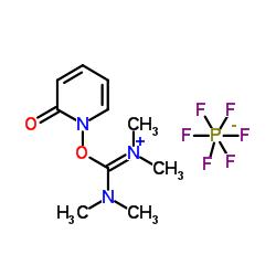 [ジメチルアミノ-(2-オキソピリジン-1-イル)オキシメチリデン]-ジメチルアザニウム、ヘキサフルオロホスフェート