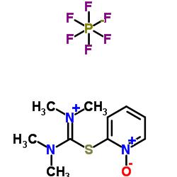 [dimethylamino-(1-oxidopyridin-1-ium-2-yl)sulfanylmethylidene]-dimethylazanium,hexafluorophosphate