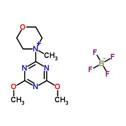 4-(4,6-dimethoxy-1,3,5-triazin-2-yl)morpholin-4-ium,tetrafluoroborate