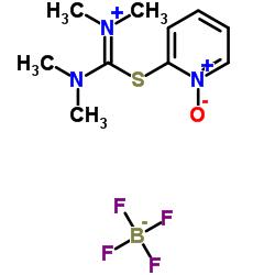 [dimethylamino-(1-oxidopyridin-1-ium-2-yl)sulfanylmethylidene]-dimethylazanium,tetrafluoroborate