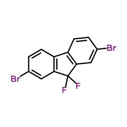 2,7-Dibromo-9,9-difluoro-9H-fluorene