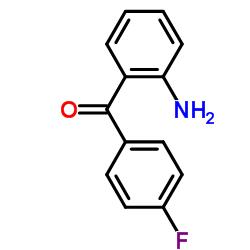 2-Amino-4'-fluorobenzophenone