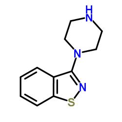 3-(1-Piperazinyl)-1,2-Benzisothiazole