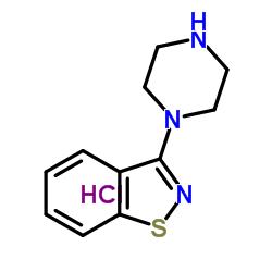 3-Piperazinobenzisothiazole Hydrochloride