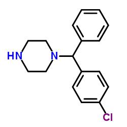 R)-1-[(4-Chlorophenyl)phenylmethyl]piperazine