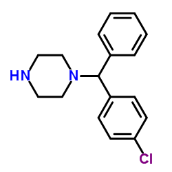 R)-1-[(4-クロロフェニル)フェニルメチル]ピペラジン
