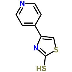 4-pyridin-4-yl-3H-1,3-thiazole-2-thione