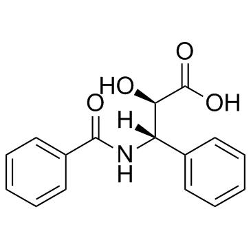 (2R、3S)-N-ベンゾイル-3-フェニルイソセリン