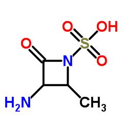 (2S)-トランス-3-アミノ-2-メチル-4-オキソアゼチジン-1-スルホン酸