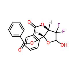 2-デオキシ-2,2-ジフルオロ-D-リボフラノース-3,5-ジ安息香酸