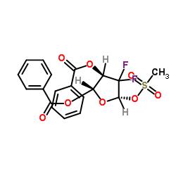 2-デオキシ-2,2-ジフルオロ-D-エリトロ-ペントフラノース-3,5-ジベンゾエート-1-メタンスルホネート
