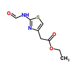 エチル2-(2-ホルムアミドチアゾール-4-イル)アセテート