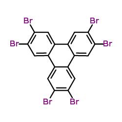 2,3,6,7,10,11-Hexabromotriphenylene