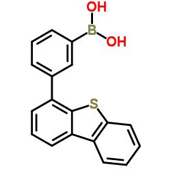 (3-ジベンゾチオフェン-4-イルフェニル)ボロン酸