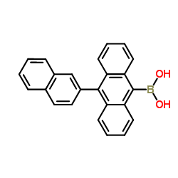 10-(2-Naphthyl)Anthracene-9-Boronic Acid