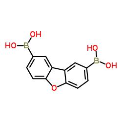 B、B'-2,8-ジベンゾフランジイルビスボロン酸