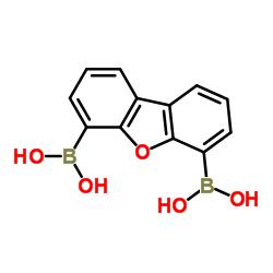dibenzofuran-4,6-bis-(boronic acid)
