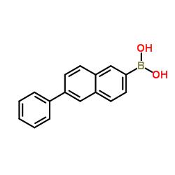 (6-phenylnaphthalen-2-yl)boronic acid