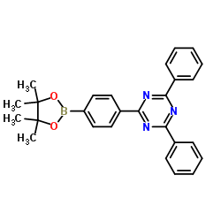 2,4-ジフェニル-6- [4-(4,4,5,5-テトラメチル-1,3,2-ジオキサボロラン-2-イル)フェニル] -1,3,5-トリアジン