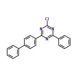 2- [1,1'-ビフェニル] -4-イル-4-クロロ-6-フェニル-1,3,5-トリアジン
