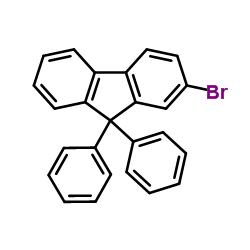 2-Bromo-9,9-diphenyl-9H-fluorene