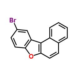 10-bromobenzo[b]naphtho[1,2-d]furan